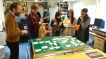 Exhibition training