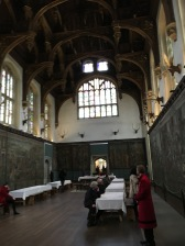 Inside Hampton Court