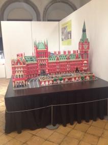 Lego displays!