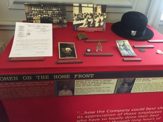Battle of the Somme Home Front Display