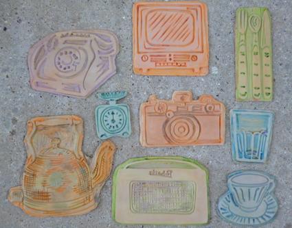 2_Vintage ttowel_lino blocks