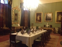 Inside Ickworth House