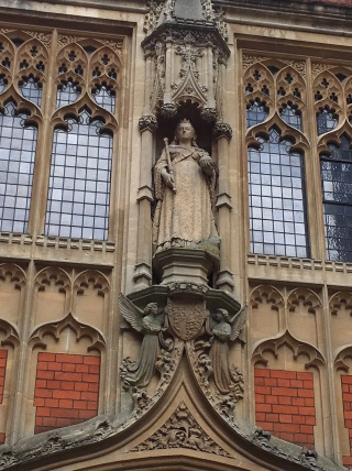 Queen Victoria is everywhere!