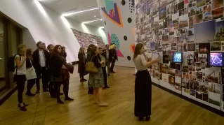 A tour of Firstsite