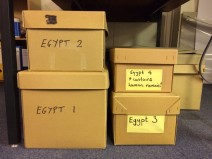 The Egyptian collection that I'm proud to have re-packaged