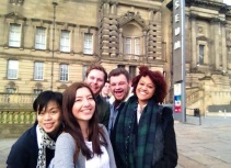 Trip to Liverpool Museum