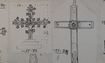 Medieval crosses and crucifixes