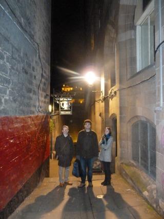 Michael, Me and Esme