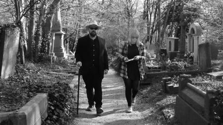 East cemetery stroll