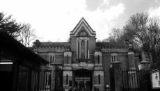 West Cemetery gates