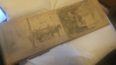Munnings sketchbook