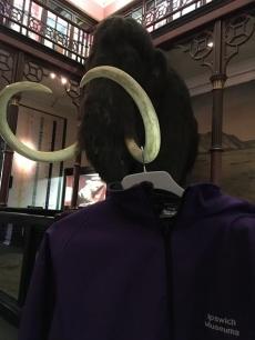 Wool.i.am lends a tusk